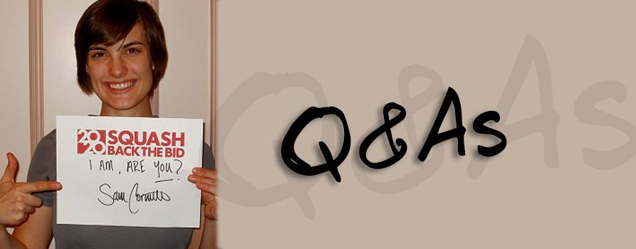 Q&As
